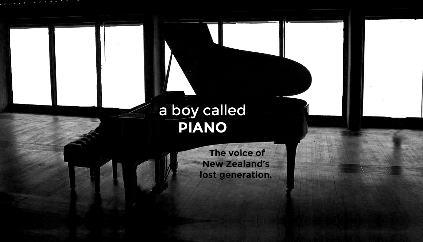 A Boy Called Piano